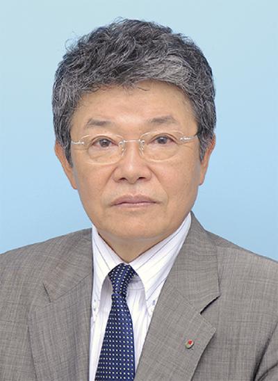 県会長に坂本氏