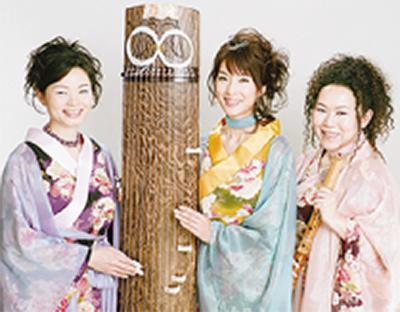 女流邦楽ユニット『あさきゆめみし』 6日に七夕公演
