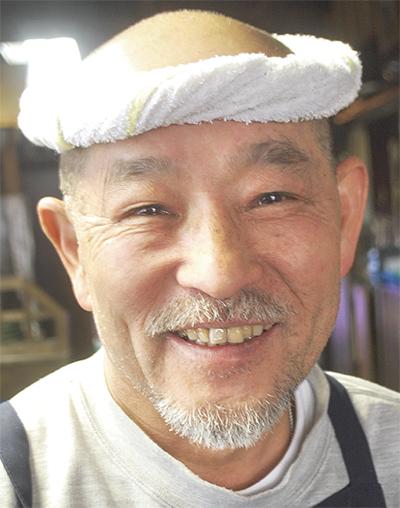 篠田清(きよし)さん