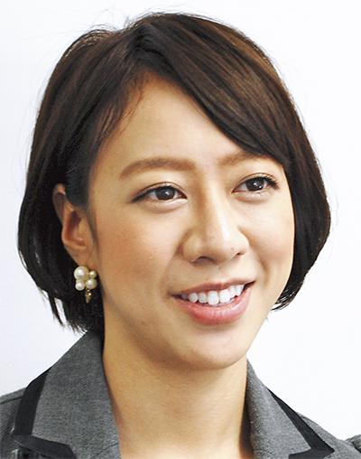 長澤 彩子さん