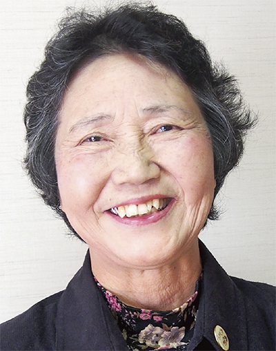 山口 アサ子さん