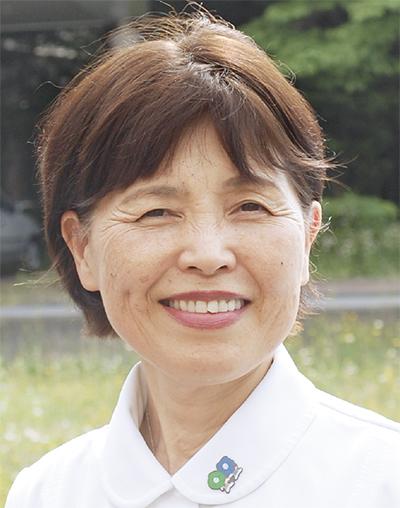 花井 恵子さん