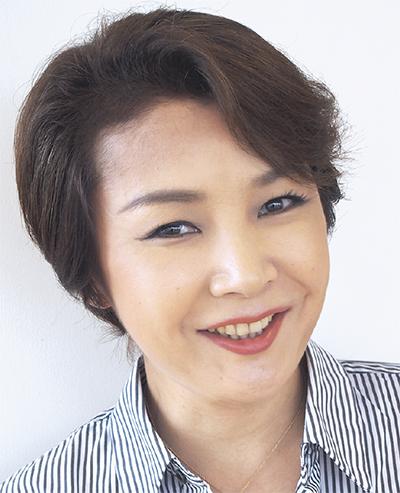 麻路 さきさん(本名:石井 麻里子さん)