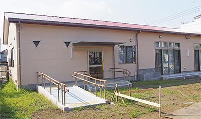 相南に新たな児童館