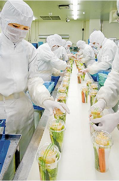 デリカフーズ株式会社 | カット野菜・ホール野菜・ …