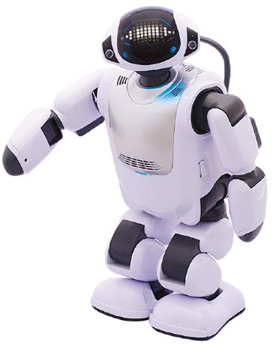 「ロボットを体験しよう」