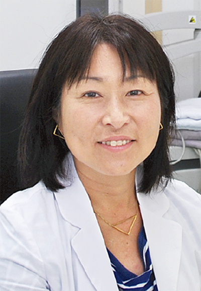 女性医師による専門外来設置