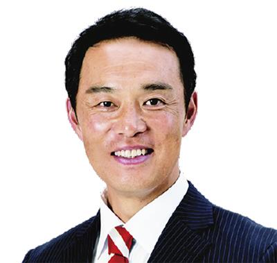 宮崎氏 市長選へ出馬表明