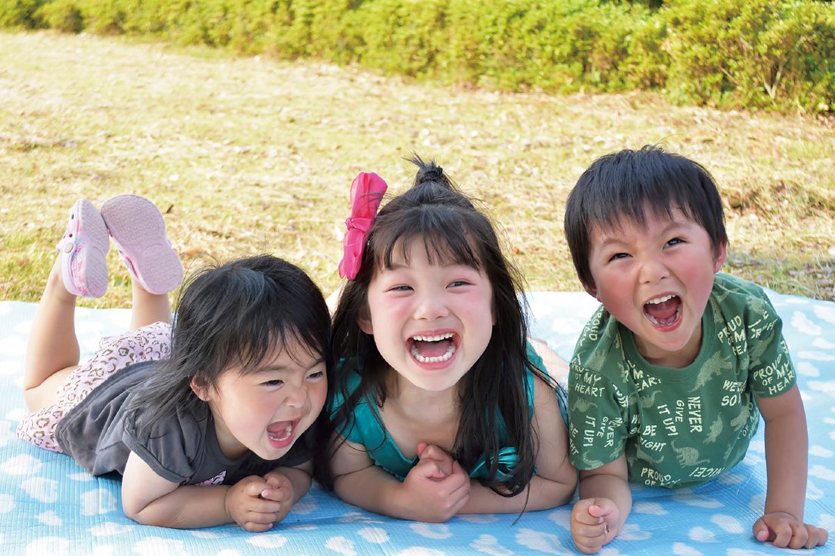 地域で育む「未来の笑顔」