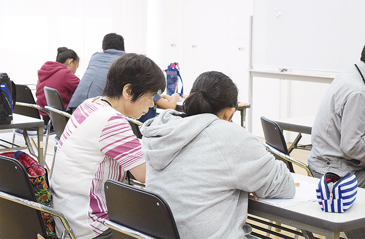 「ひばり学校」2校目開設