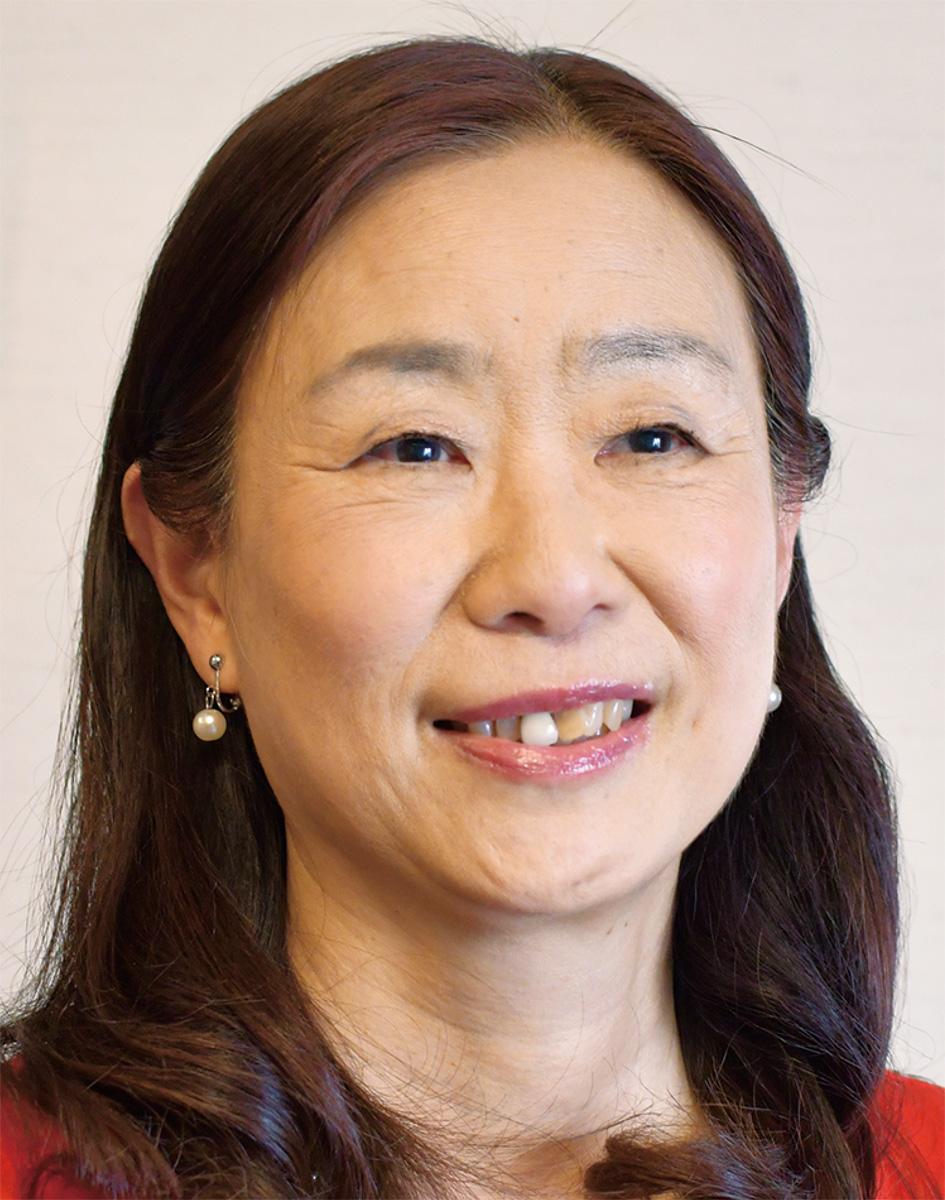 山田 由美子さん