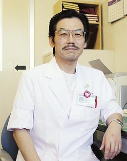 三好宏・形成外科副部長