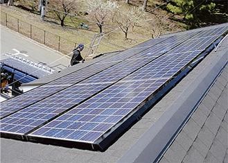 万全の保証体制も嬉しい同社の太陽光発電