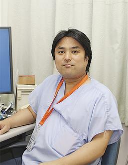 耳鼻咽喉科部長・竹田昌彦医師