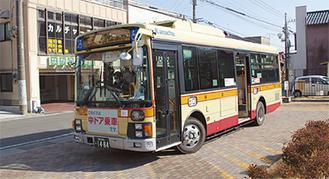 3月末で廃止される根小屋方面循環バス