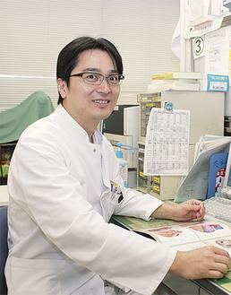 心臓血管外科部長・吉武勇医師