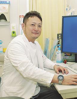 血管外科部長・服部努医師