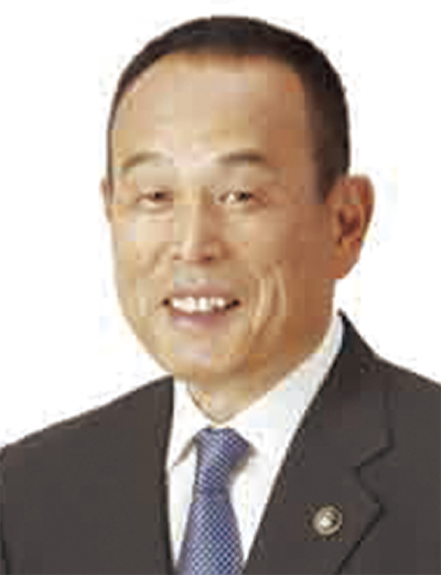 加山俊夫相模原市長