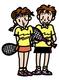 健康に津久井湖畔で無料テニススクール