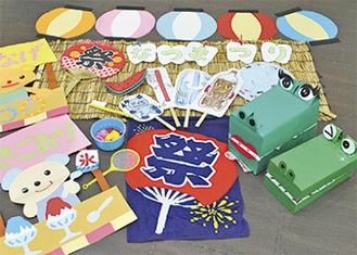 子どもに大人気の夏祭り