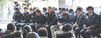 昨年、ボーノ相模大野で行われた同様のイベント