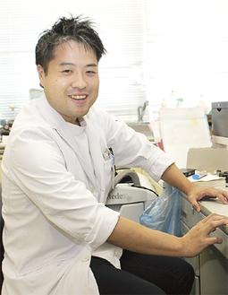皮膚科医長・藤澤大輔医師