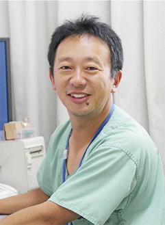 耳鼻咽喉科診療副部長(診療責任者)猪健志(いのたけし)医師