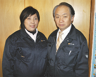 稲垣博子氏は市民から判りやすいと好評の『塗り替えセミナー』の講師も務める。「高齢者を狙った詐欺の相談を未だに良くお聞きします。施工前には必ず相見積りをし、信頼できる会社か調べて下さい」と話す。