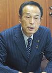 緑区の将来像を語る加山俊夫市長