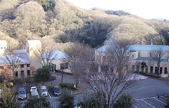 県立藤野芸術の家=1月21日撮影