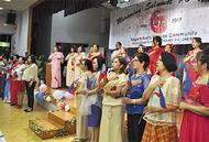 台風被災支援に「感謝の会」