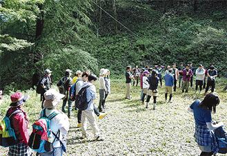 登山者にも人気の高い陣馬山