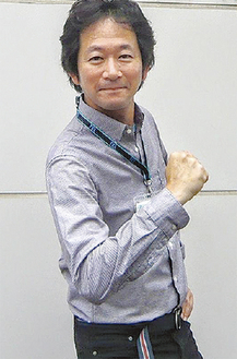 講師の飯山隆幸氏