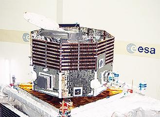 愛称を募集している水星磁気圏探査機「MMO」
