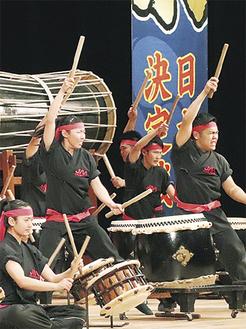 「太鼓祭」県初開催