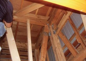 耐震補強工事が命を守る