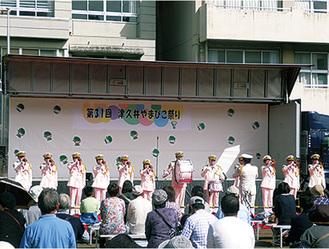 各祭りで様々な催しを企画