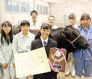 「農業甲子園」で日本一