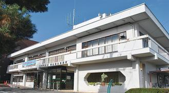 解体されることになった城山総合事務所本館