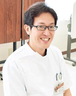 講演を行う宮川祐介医師