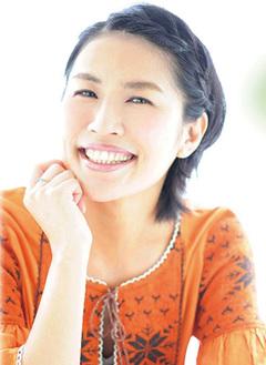 女優・タレントの奥山さん