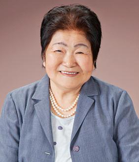 喜寿を記念した肖像写真