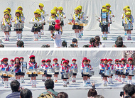 かみや学園鼓笛フェスティバル