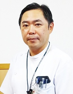 小野雄一院長補佐兼耳鼻咽喉科部長
