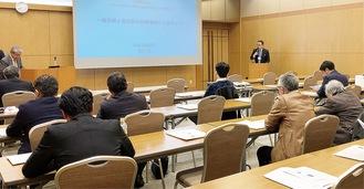 同グループが定期的に開催する講演会