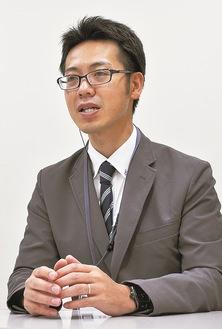 9年前はマネージャーとして同館に在籍。仙台や倉敷のMOVIX勤務を経て、昨年10月から同館支配人に着任した