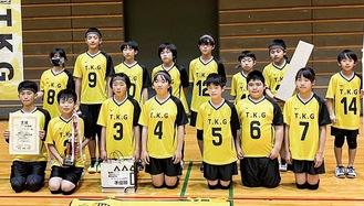 神奈川ファイナルバトル最強決定戦で準優勝した「T.K.G」