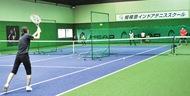 コロナ下の運動に「テニス」