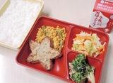 中学生に給食アンケート