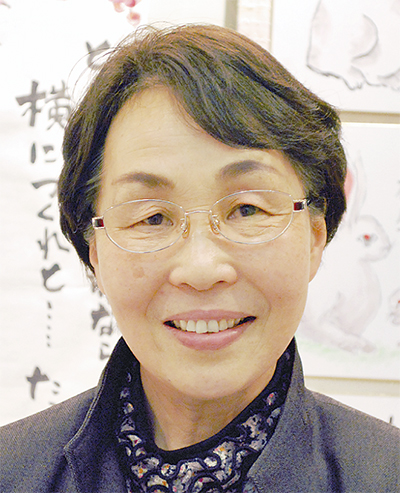 中里 千津子さん